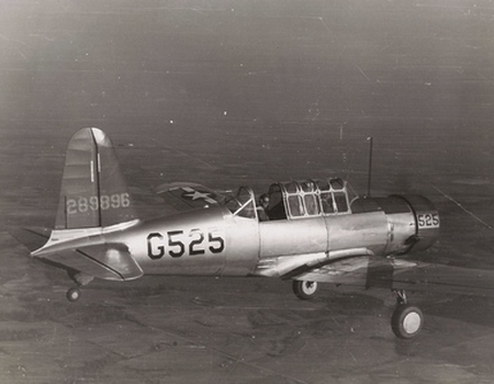 CFPNA: Vultee Valiant BT-13 - Coll° FX Messinger.