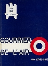 Courrier de l'Air - Mai 1945.