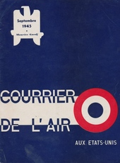 Courrier de l' Air - Septembre 1945 - Maurice Guedj.