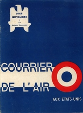 Courrier de l'Air - Novembre 1944.