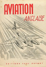 AVIATION  ANGLAISE - Editions P. DUPONT.