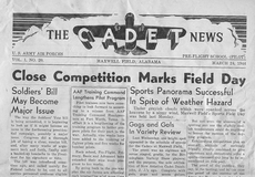 The Cadet News - March 24, 1944.